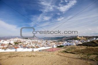 Antequera city