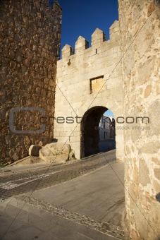 Avila westside door