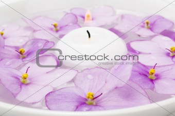 Floating candle