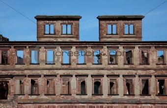 Palace Ruins at Heidelberg