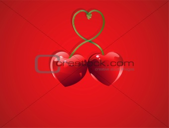 Valentine Cherry love