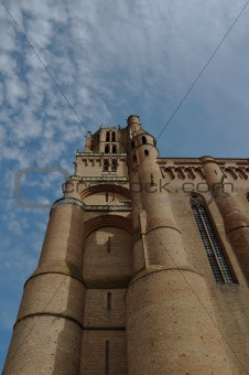 albi's cathedral