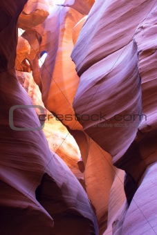 Lower Antelope Canyon, Page, Arizona