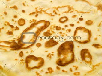 Background from a pancake