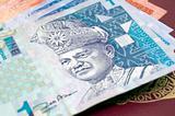 Malaysian Bank notes and UK Passport