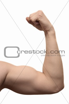 athletic arm