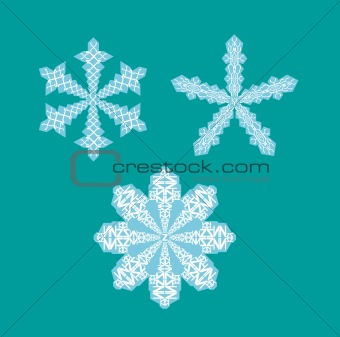 Alphabet Snowflakes ( set x to z ) key words