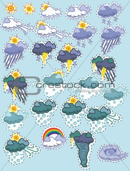Weather patches (day)