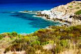 Wonderful Colors of the Corsica Sea
