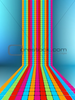 Abstract Background Vector. EPS 8