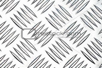 corrugated sheet metal background