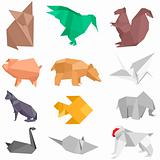 Origami Creatures