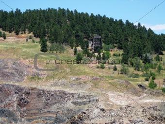 Black Hills hillside