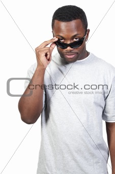 Black Man Sunglasses