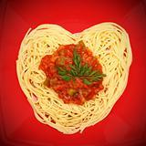 I love spaghetti!