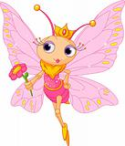 Beautiful Butterfly princess