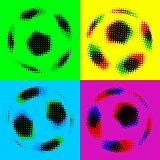 football (soccer balls)