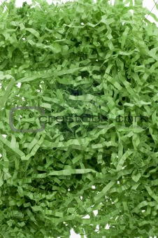 Green Easter Decorative Grass Background