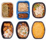 Collection of Six TV Dinners