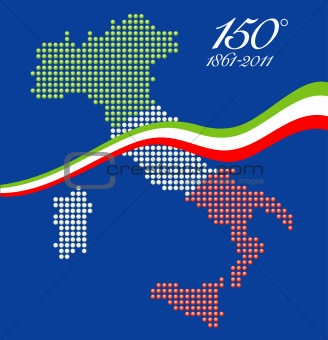 150th anniversary of Italian unity