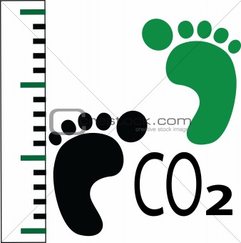 carbon foot print