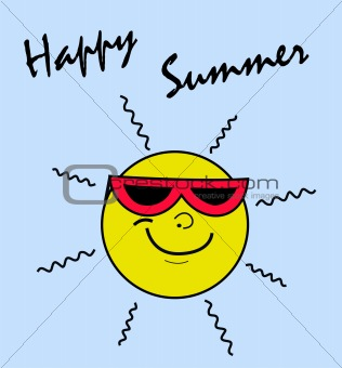 Image 3517696 Happy Summer From Crestock Stock Photos