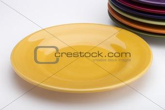 Ceramic plates