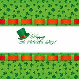 Vector St. Patrick invitation
