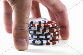 Cards - Chip Shuffle