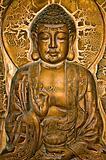 Buddha Profile