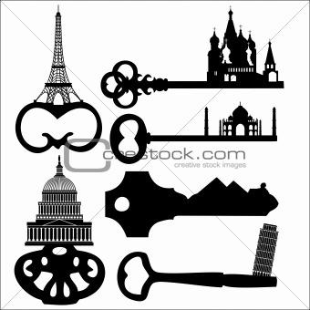 City Keys