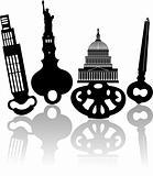 Landmark Keys