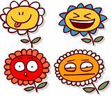 Flower emotions