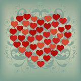 Heart Background 2