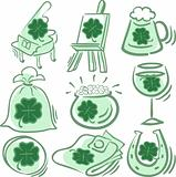 St.Patrick&#39;s Set