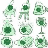St.Patrick's Set