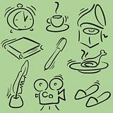 Day Icon Set