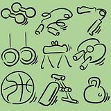 Spors Icon Set
