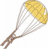 Gold parachute
