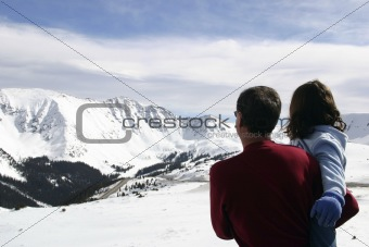 Arapahoe Basin - Looking Out