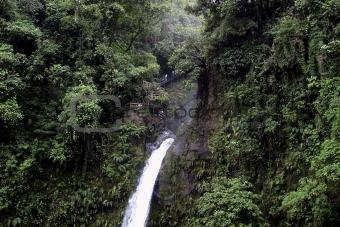 Costa Rica - Gushing Water