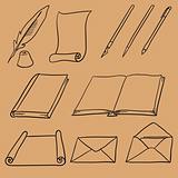 Writing set