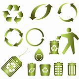 Recycle for clean environment