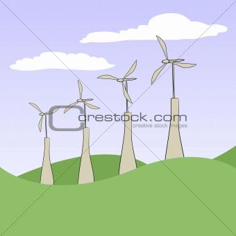 Power Mills