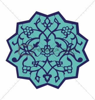 Iznik Ottoman Motif