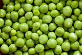 Shelling peas