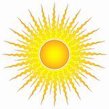 ornamental sun