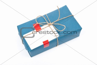 Box post package
