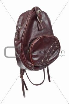 Old rucksack