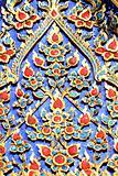 Thai style molding art
